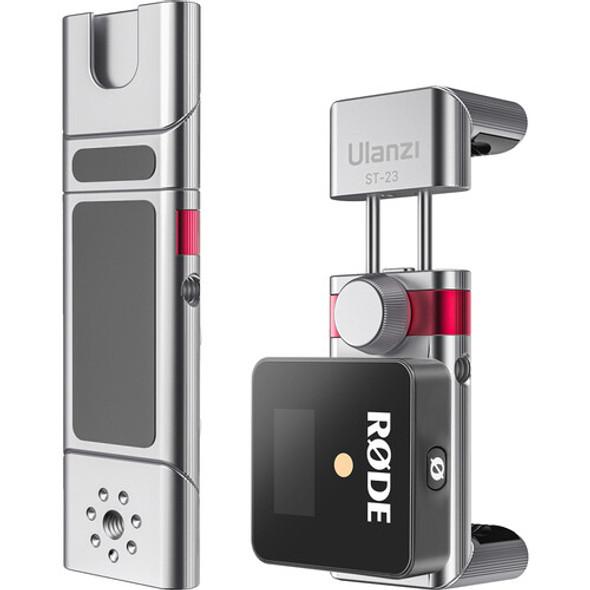 Ulanzi ST-23 Smartphone Tripod Mount 金屬手機夾