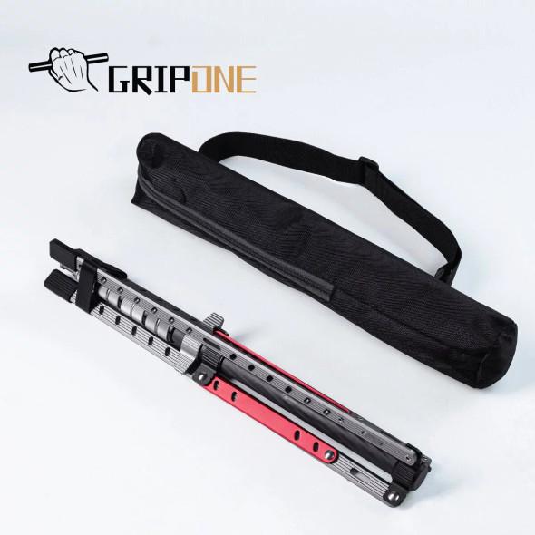 GripOne x MediaStorm Carbon Fiber Light Stand 218cm 碳纖維燈腳