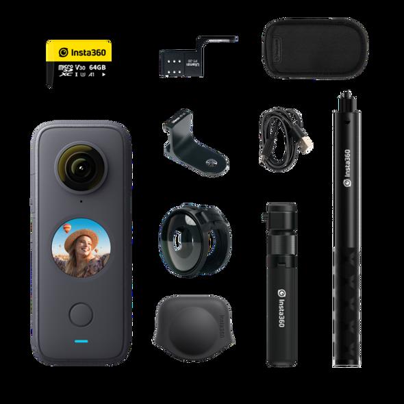 Insta360 ONE X2 Premium Creator Kit 運動攝錄機套裝