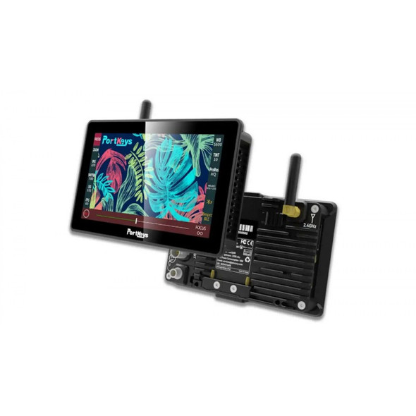 "Portkeys BM5 III WR 5.5"" HDMI Touchscreen Monitor with Camera Control for RED KOMODO"