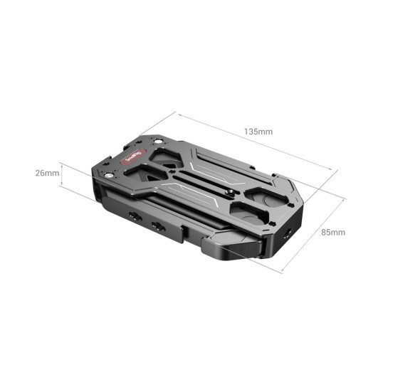 SmallRig Fold P10 Phone Cage for Videography 3111