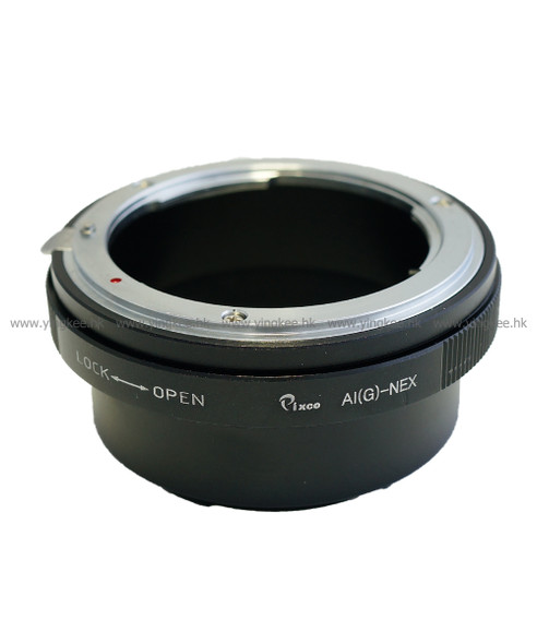 Pixco AIG-NEX Nikon AI G to Sony NEX Lens Adapter 鏡頭轉接環