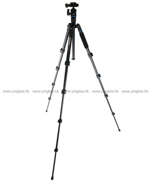 Benro百諾iTrip iT25鋁合金輕便型三腳架套裝