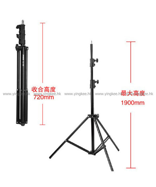 Jinbei 金貝SJ-190五節伸縮燈架(190cm)