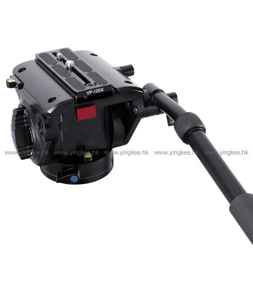 Sirui思銳VH-15專業攝錄液壓三維雲台