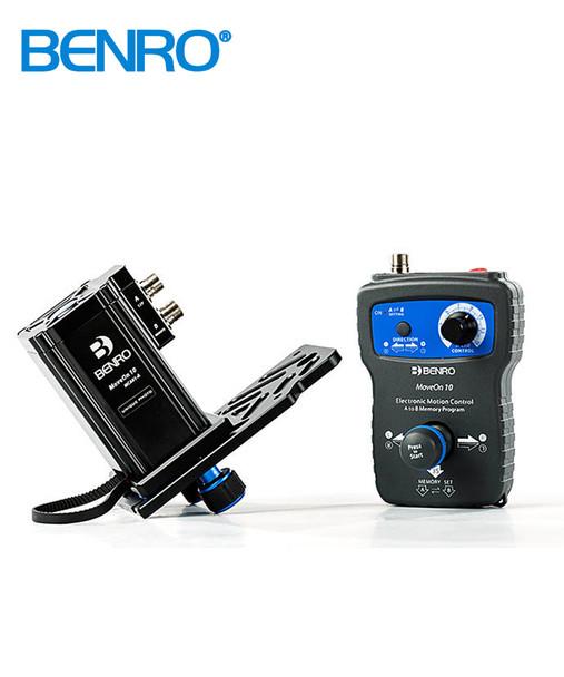 Benro 百諾 MCA01 Moverover12 專用路軌電動控制器