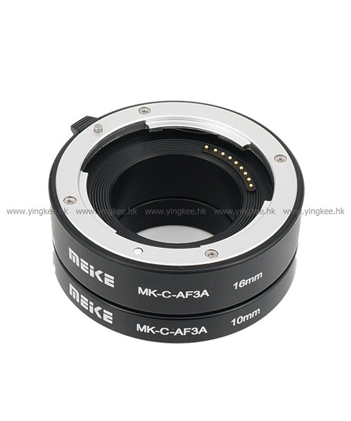 Meike 美科 MK-C-AF3A 微距接環 for Canon EOS M