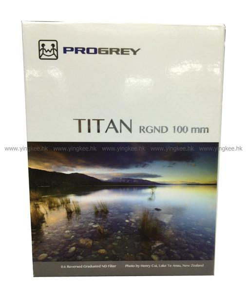 Progrey Titan 0.6 RGND 100mm Filter 反向漸層方片濾鏡