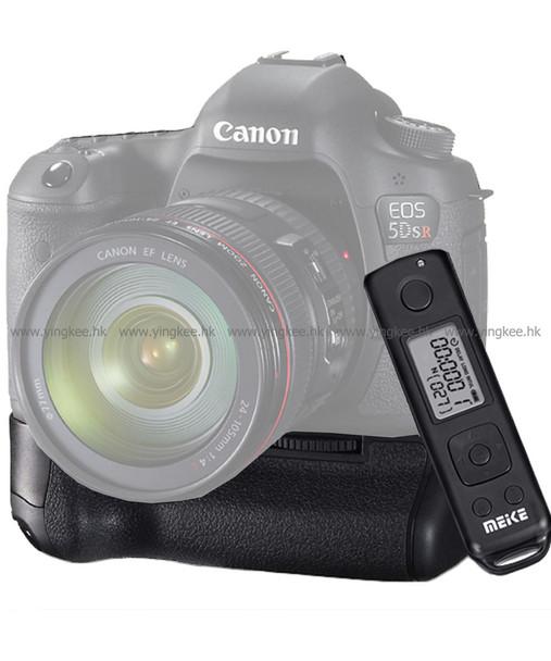 Meike 美科 MK-5DS R 電池直倒手柄 ( Canon 5D Mark III /  5Ds /  5DsR 專用)