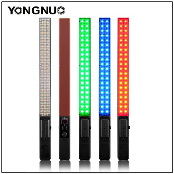 Yongnuo 永諾 YN360 雙色RGB 58cm 棒形攝錄補光燈