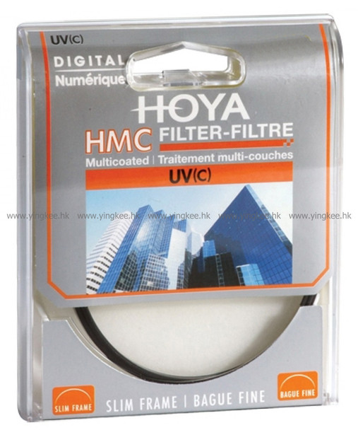 Hoya HMC UV(C) Slim Filter薄框鏡頭濾鏡保護鏡52mm