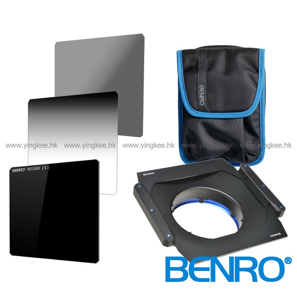 Benro Master FH170 170mm Glass Filter Set for Canon EF 11-24mm f/4L USM