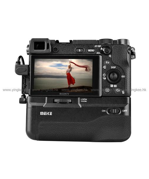 Meike 美科 MK-A6300 PRO 電池直倒手柄連遙控器 (Sony A6300/A6000)