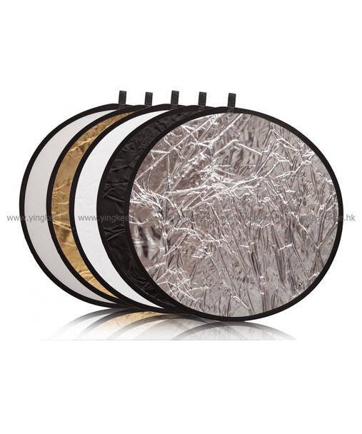 Godox 五合一圓形反光板 5-in-1 Circular Reflector Disc 110cm