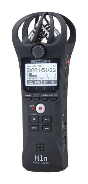Zoom H1n Handy Recorder 手提數碼錄音機