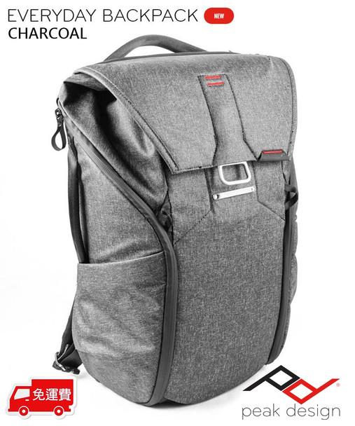 Peak Design Everyday Backpack 20L 功能攝影背囊 Charcoal 深灰色