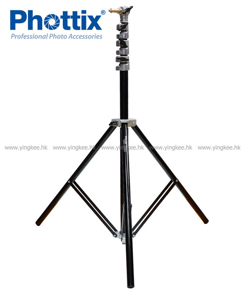 Phottix Saldo 280 Air Cushion Light Stand 加重型四節燈架(280cm)