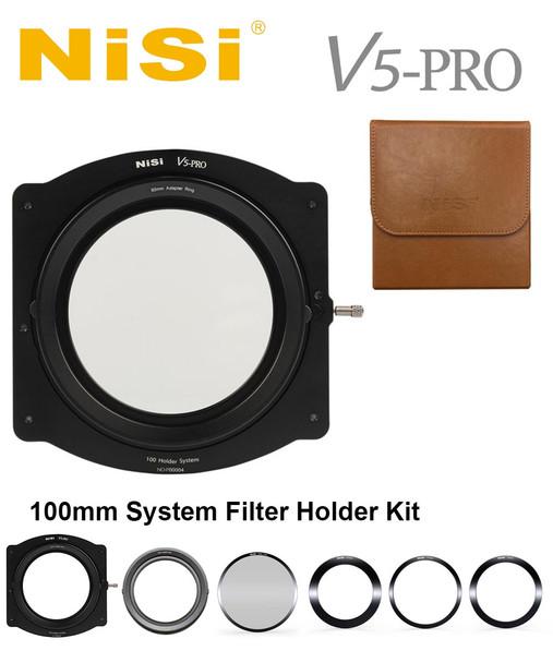 Nisi 耐司 100 System Filter Holder V5  PRO方片濾鏡架連偏光鏡
