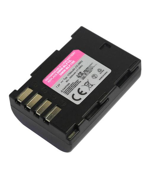 Powersmart DPS036 for Panasonic GH5 GH4 DMW-BLF19 代用電池