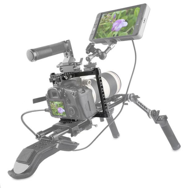 SmallRig 1584 通用單反攝錄托架
