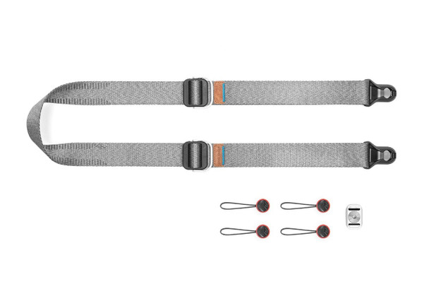 Peak Design Slide Lite V2 Camera Sling Strap Ash