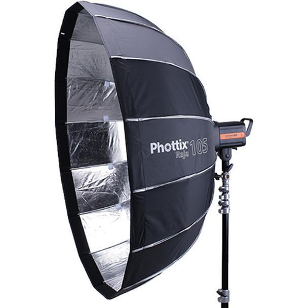 Phottix Raja Quick-Folding Octa Softbox 105cm 快開柔光箱