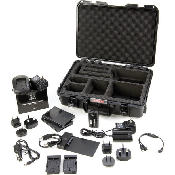 Atomos accessory kit 配件套裝包 For Shogun/Ninja Inferno & Flame