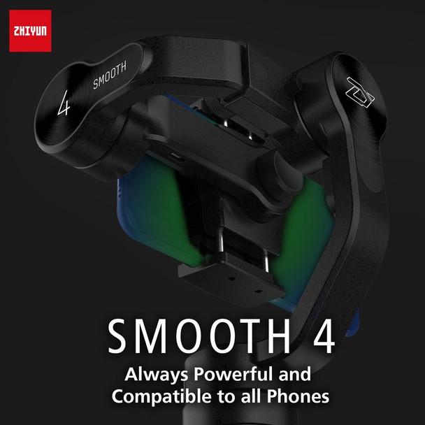智雲 Zhiyun Smooth 4 專業版三軸手機穩定器