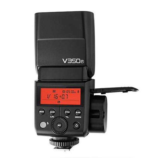 Godox 神牛 V350 F Fujifilm TTL 鋰電機頂閃光燈