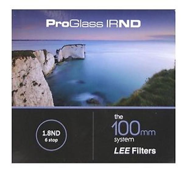 Lee Filters 100 x 100mm ProGlass PG6 IRND 64 /6 stops /1.8 Filter 減光濾鏡