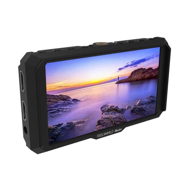 """FeelWorld Master MA5 5"""" 4K HDMI Monitor 全高清攝影監視器(支援 4K HDMI)"""