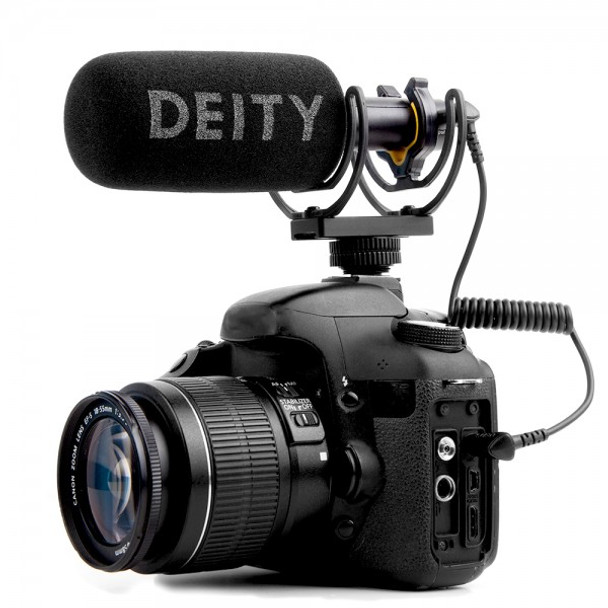 Aputure Deity V-mic D3 Pro 超心型專業防震收音咪