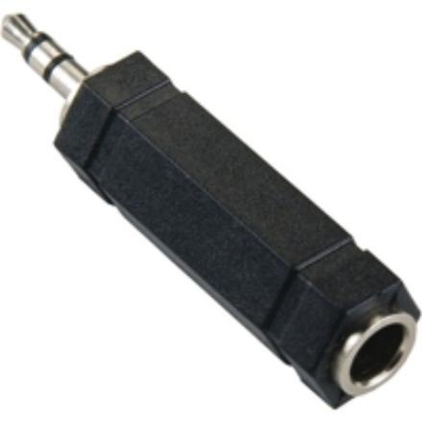 3.5mm Female to 2.5mm Male mic adapter