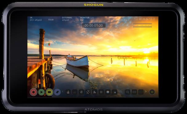 Atomos 1500-nit Shogun 7 Monitor 7吋影像監視器
