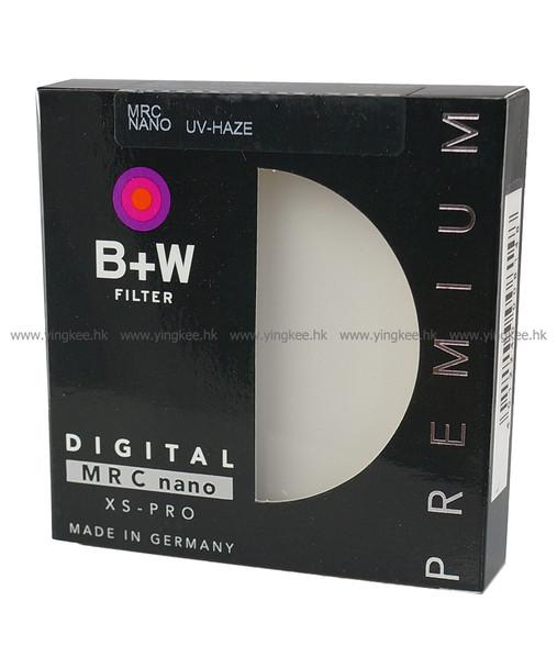 B+W MRC nano XS-PRO UV-HAZE Filter 37mm 超薄框保護鏡