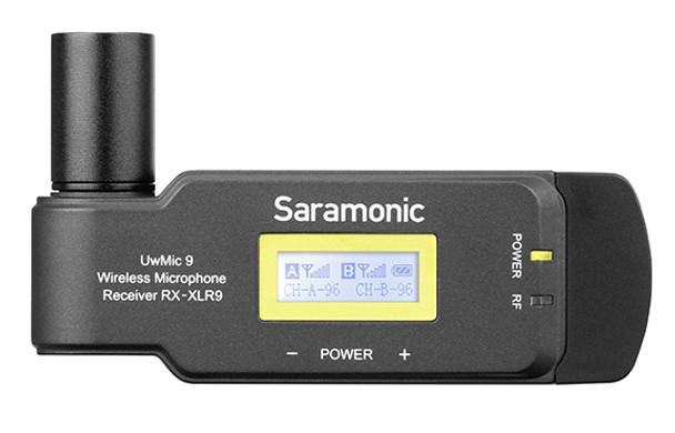 Saramonic UwMic9 HK RX-XLR9 無線咪接收器