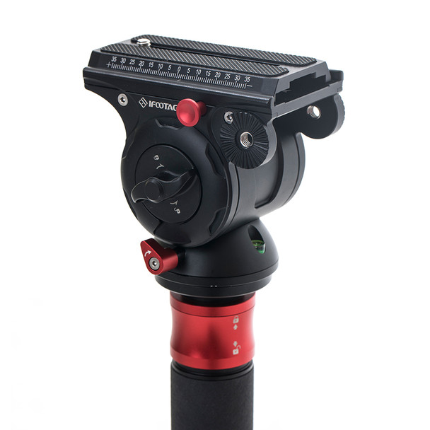 iFootage Komodo K5 液壓阻尼攝錄雲台