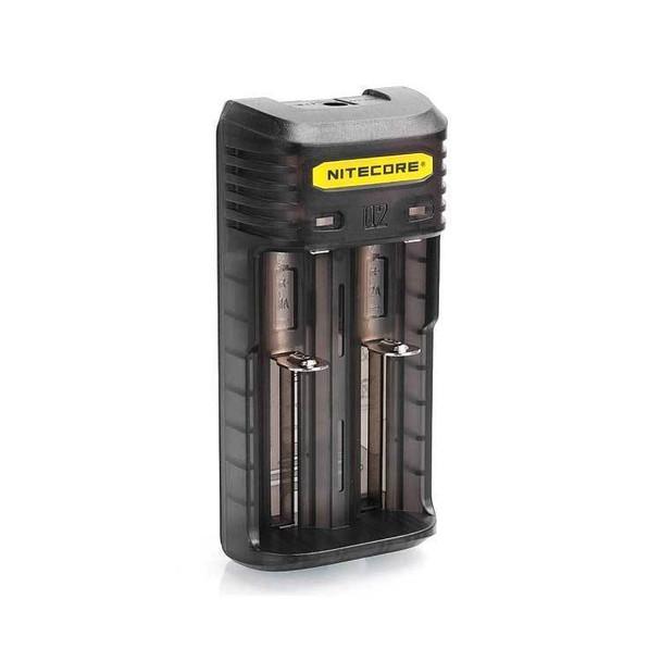 Nitecore Q2 Li-ion 18650 充電器 black