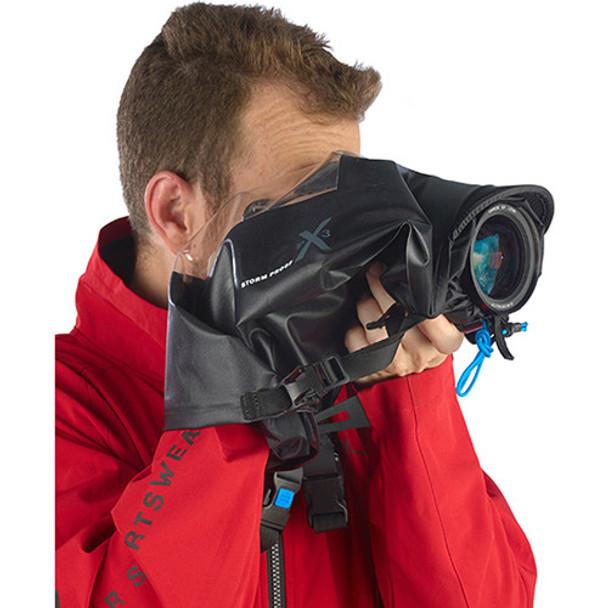 Miggo Agua stormproof 系列專業單鏡反光相機用防雨罩10