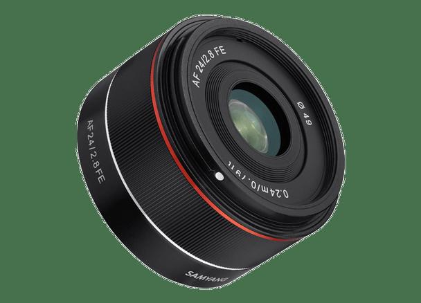 Samyang AF 24mm F2.8 FE (For Sony)