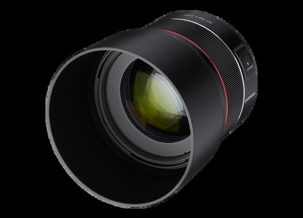 Samyang AF 85mm F1.4 EF (For Canon)