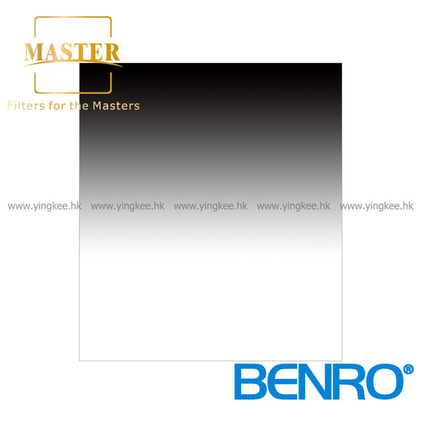 Benro Master GND4 (0.6) Hard 150 x 170 mm Glass Filter
