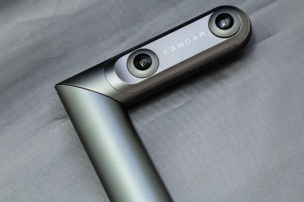 Kandao Qoocam 360VR+ 3D 4K全景相機