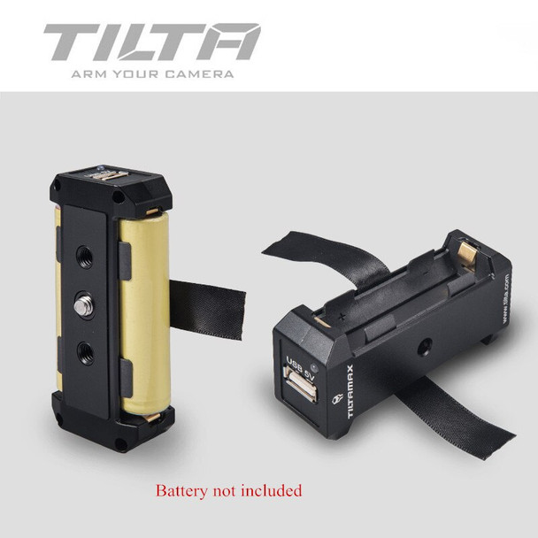 Tilta 鐵頭 BMPCC 4K Dual 18650 Battery Pack