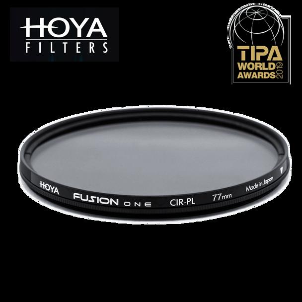 Hoya Fusion One CPL 防靜電鏡頭偏光濾鏡37mm