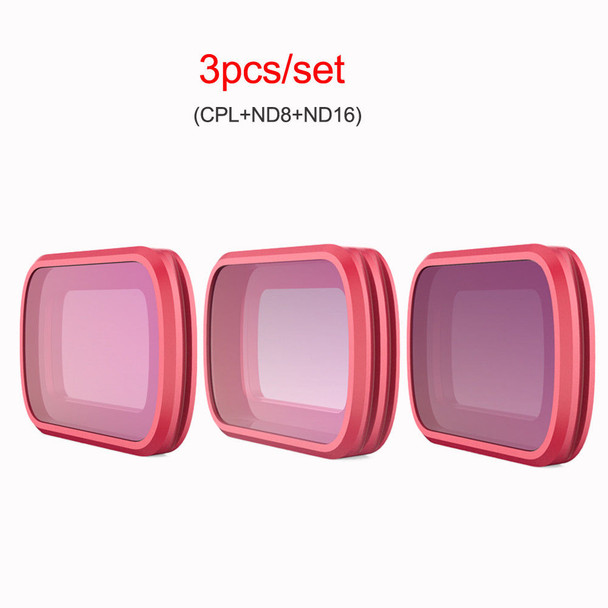 PGYTECH CPL+ND Pro Filter Kit for DJI OSMO Pocket