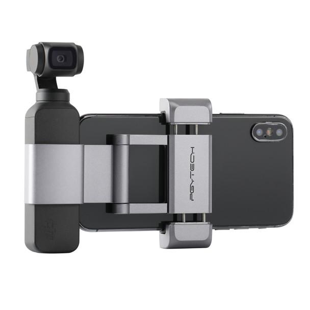 PGYTECH Phone Holder Plus 智能手機腳架固定夾 For Osmo Pocket