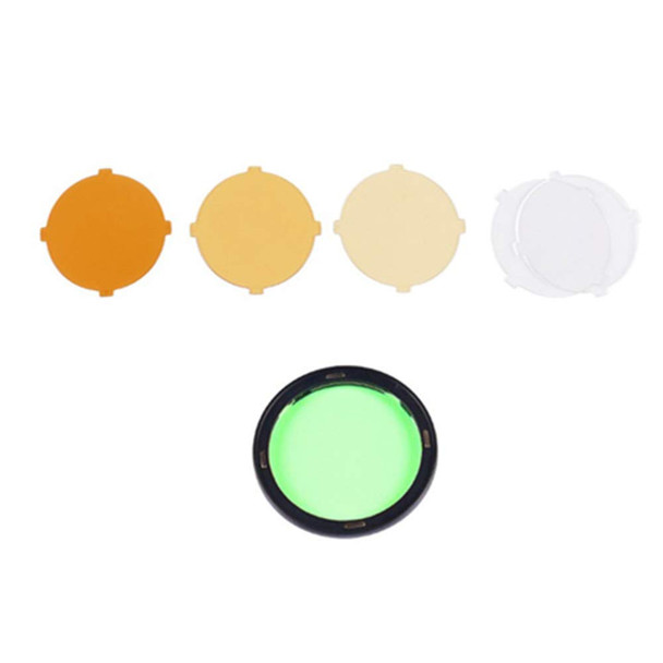 Godox 神牛 AK-R16  V1 AD200 圓形燈頭 Color Filters