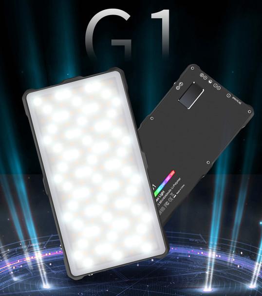 Pixel 品色 G1 RGB LED Light 內置電補光燈