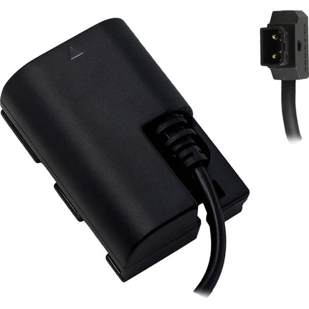 Tilta LP-E6 Dummy Battery to D-Tap Power Cable  BMPCC 4K/6K